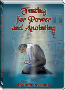 FASTING FOR POWER AND ANOINTING  DVD