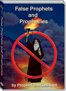 FALSE PROPHETS & FALSE PROPHECIES DVD